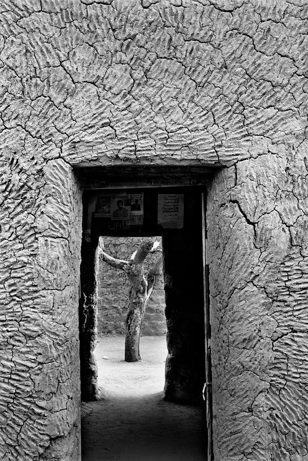 Doorway, Agadez, Niger