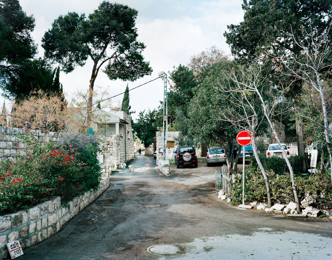 Ein Houd, district of Haifa