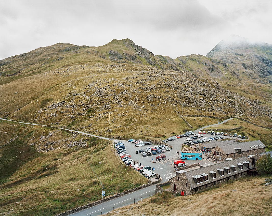 Llanberis Pass, Snowdonia, Gwynedd