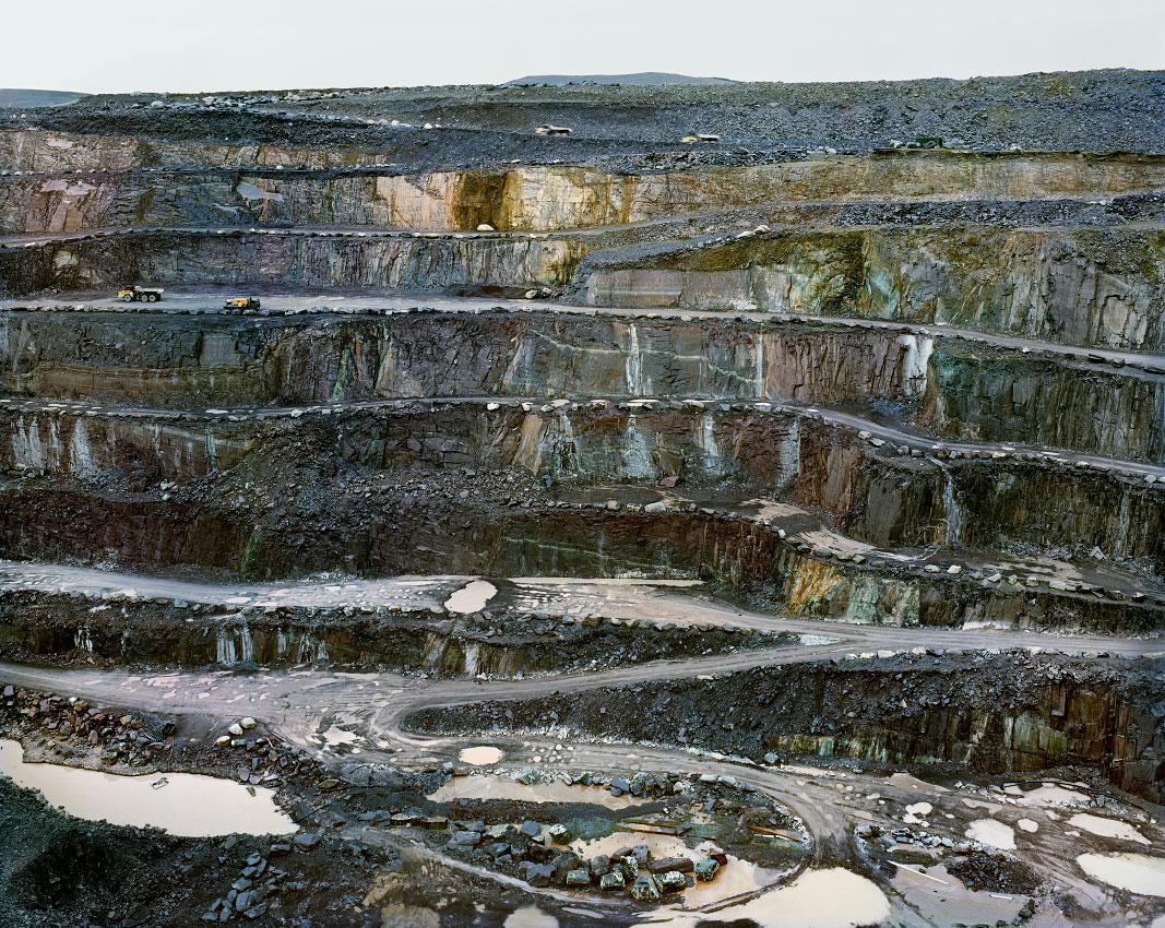 Penbryn slate quarry, Bethesda, Gwynedd