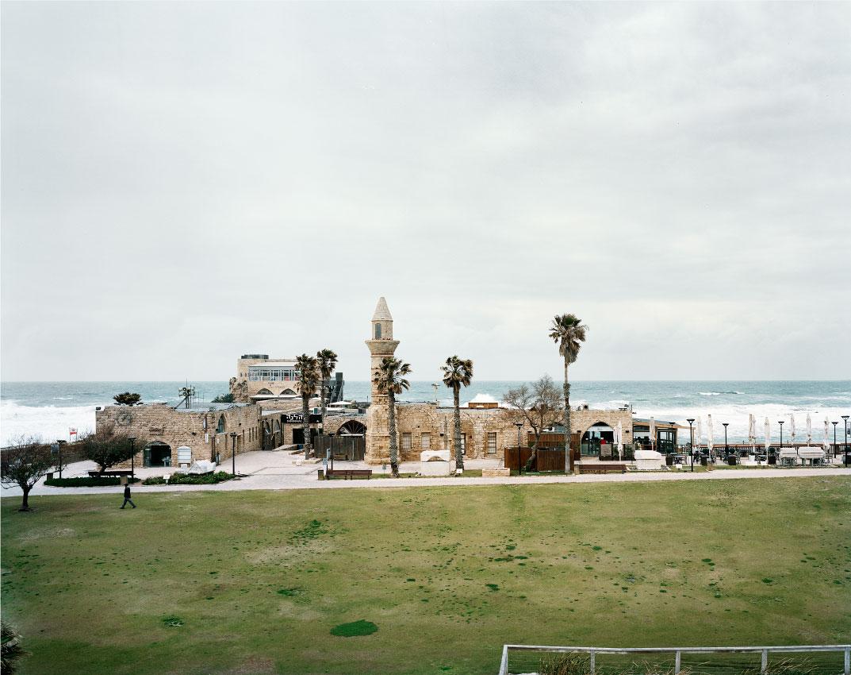 Qisarya, district of Haifa.