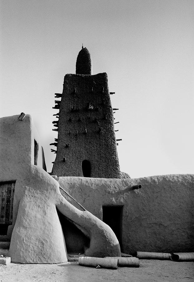 Friday Mosque, Timbuktu, Mali