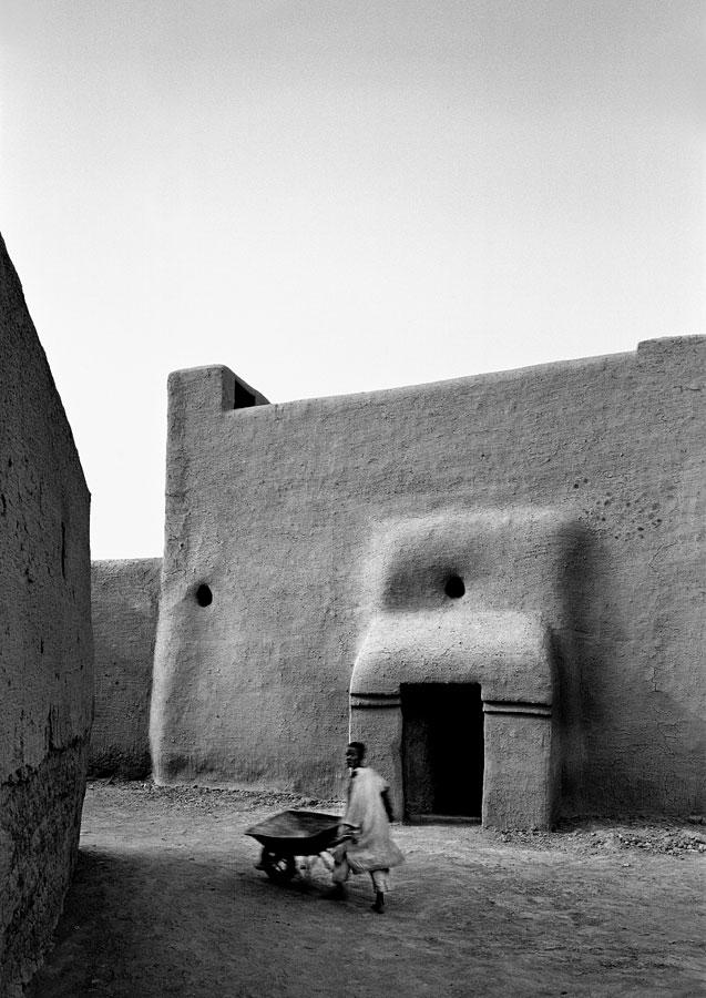 House, Djenne, Mali