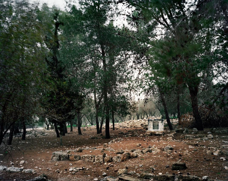 'Imwas, district of al-Ramle