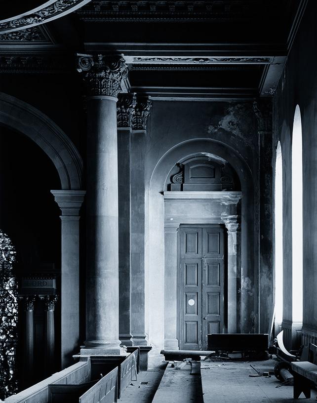 St Anne's Church, London.