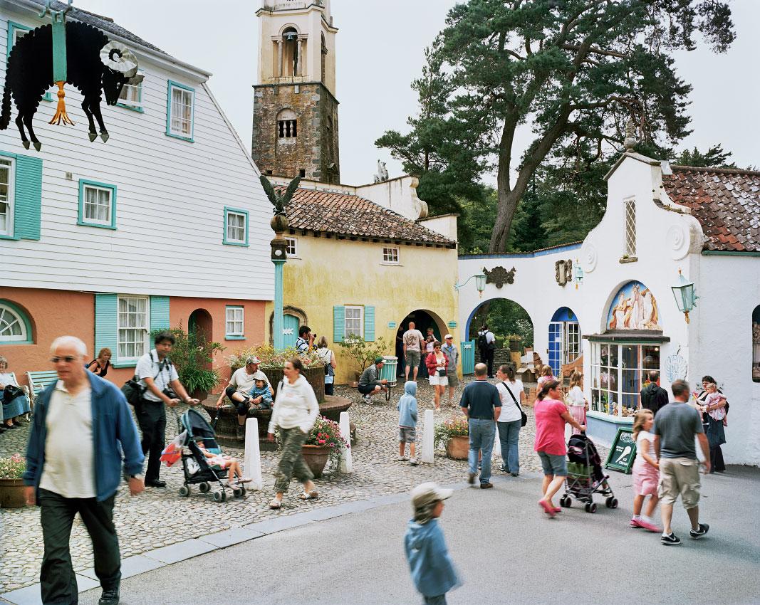 Portmerion Village, Gwynedd